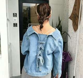 Loose Jacket Jeans