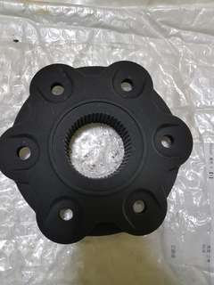 Ducati sprocket flange black
