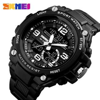 Jam tangan skmei 1340 original + box