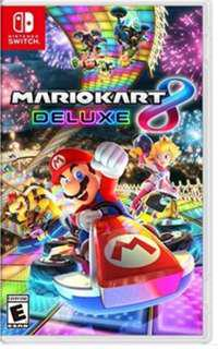 Mario Kart 8 Switch Version