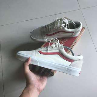 Vans Old Skool Rococco Red