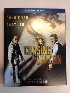 Chasing the dragon (bluray + dvd)
