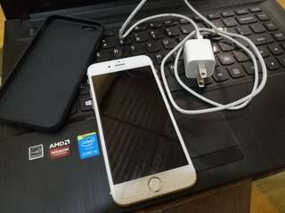 iphone 6s 64gb Gold Globe Lock NO issue