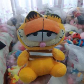 Garfield doll