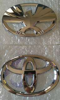 Take All, Logo Emblem Toyota