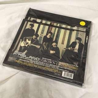 "🚚 FTISLAND 第四張迷你專輯 ""GROWN-UP"" (台壓盤)"