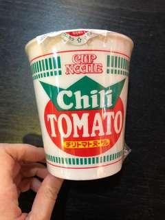 Nissin Cup Noodles Chili Tomato