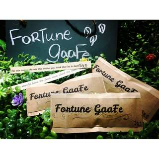 Lei.D Gaa Fe - Fortune Gaa Fe 幸福咖啡冷/熱泡包 (5包)