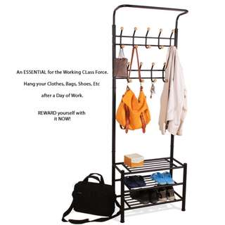 Clothing Rack(Multi Purpose) ❤️