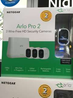 Arlo Pro 2 VMS4330P 1080p 3 Wire-Free HD Security Camera