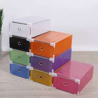 shoe box shoe organizer