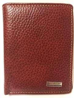 全新真皮銀包New leather wallet