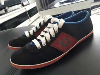 Authentic Fred Perry Footwear