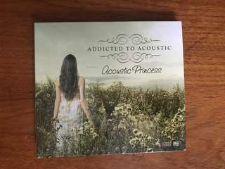 Addicted to Acoustic Acoustic Princess CD