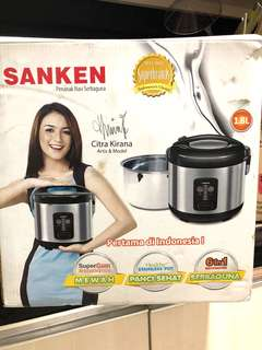 Rice Cooker SANKEN SJ2100