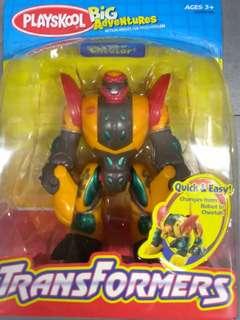 變形金剛 Transformers Cheetor 玩具 包郵