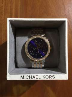 Michael Kors MK3728 Women Darci Celestial Stars Watch