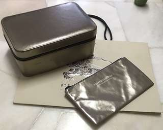 Burberry large Case