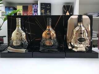 Hennessy XO 4-6代共3枝