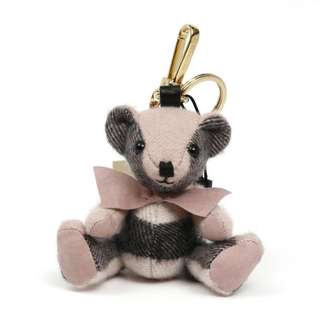 Burberry熊仔匙扣飾物