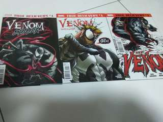 Marvel Comics True Believers Venom