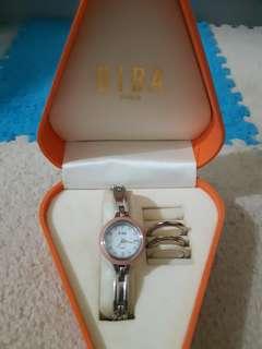 Authentic preloved Biba ladies watch