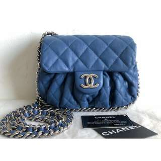 Authentic Chanel Chain Around Small Flap