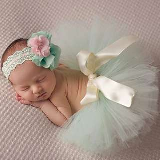 Infant Newborn Baby Girl Clothes