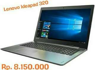 Cicilan Tanpa Kartu Kredit Lenovo IdeaPad 320