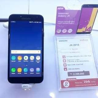 Kredit Samsung J4 2018 Tanpa Cc Proses 3 Menit