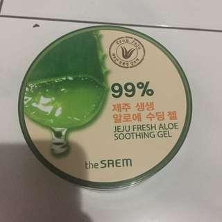 The Saem Aloe Soothing Gel