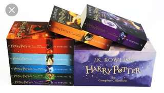 NEW Harry Potter Boxset