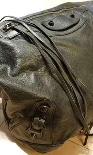 Balenciaga leather shoulder bag 141175