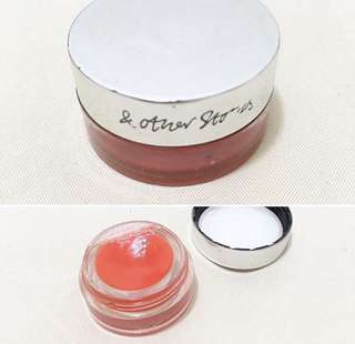 & OTHER STORIES - color liptint in coral