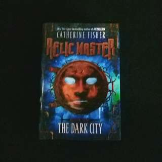 The Dark City (hard cover)by Catherine Fisher