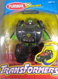 變形金剛 Transformers Mototron 玩具 包郵
