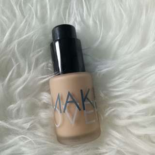 Foundation make over no 5