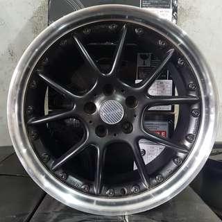 18inch SPORT RIM ORIGINAL LENSO BENZ AUDI VW