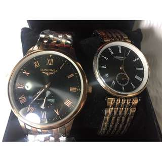 Longines His and Hers watch
