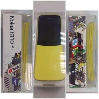 Nokia 8110 黃色