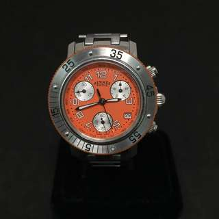 Hermes 手錶 Hermes Watch Clipper