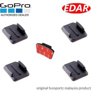 GOPRO CURVED SURFACE ADHEVISE MOUNTS ««ORIGINAL & OFFICIAL FUNSPORTZ»»