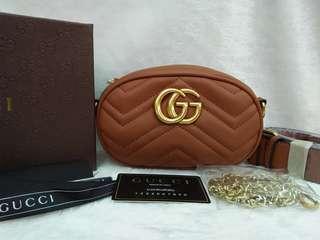 Gucci sling/beltbag