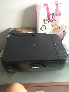 Canon Pixma 3 in 1 Printer MP287