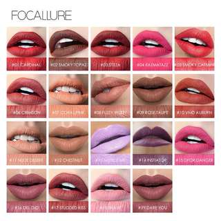 NEW HOT CHIC IN TOWN! FOCALLURE LIP CRAYONS