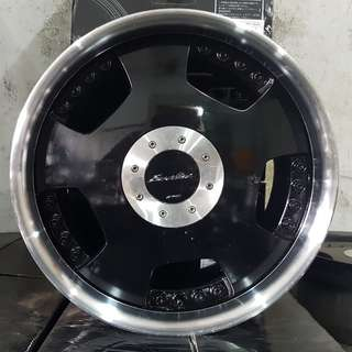 18inch SPORT RIM ORIGINAL WORK EUROLINE MADE IN JAPAN