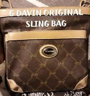 ORIGINAL SLING BAG (G DAVIN)