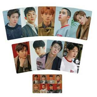 [PREORDER] EXO × CASHBEE TRANSPORTATION CARD