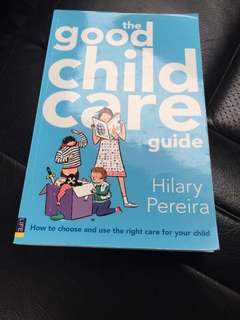 The good childcare guide