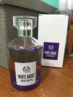 The Body Shop White Musk Perfume (bestseller)